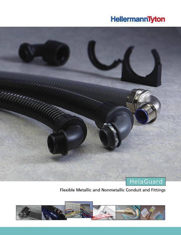 HelaGuard Flexible Conduit and Fittings