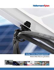 Solar Wire Management