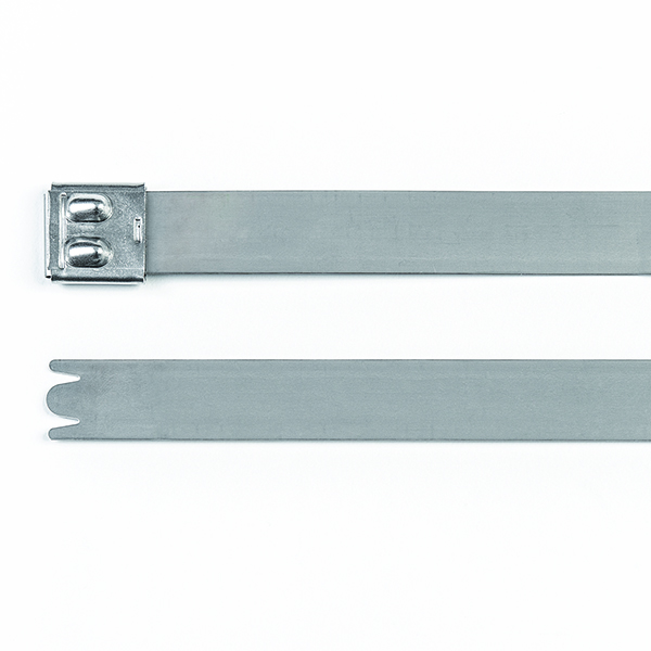 Stainless Steel Tie, 43