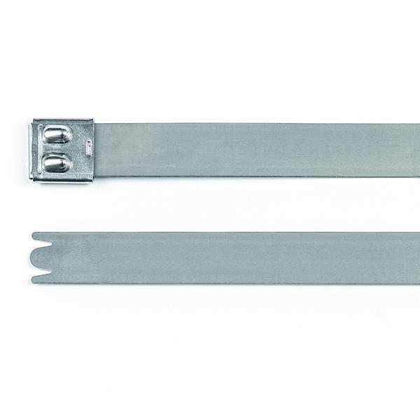 Stainless Steel Tie, 49