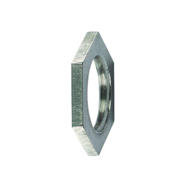 HelaGuard Metallic Locknuts, 3/8