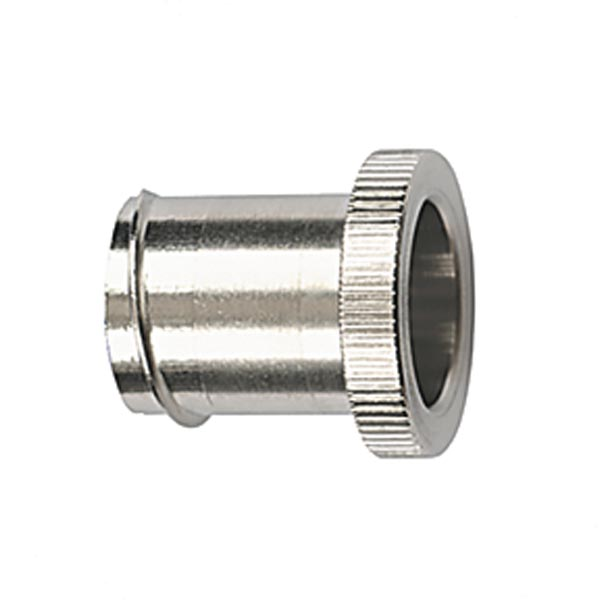 HelaGuard Metallic Conduit End Cap Insert, Flexible 0.75