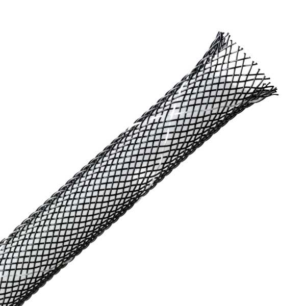 Braided Sleeving, Expandable, Flame Retardant, .25