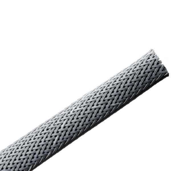 Braided Sleeving, Expandable, Flame Retardant, 0.25