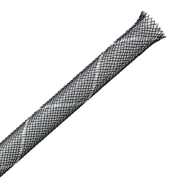 Braided Sleeving, Expandable, Flame Retardant, .125