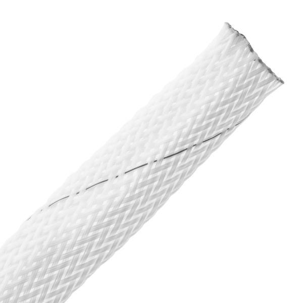 Plenum Rated Expandable Braided Sleeving (Halar), 0.12