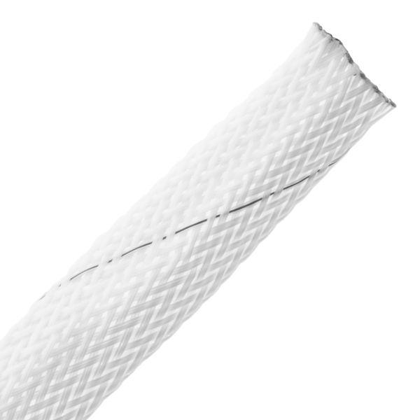 Plenum Rated Expandable Braided Sleeving (Halar), .5