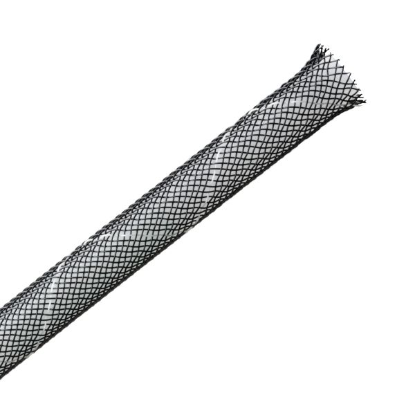 Braided Sleeving, Expandable, Fray Resistant, .125
