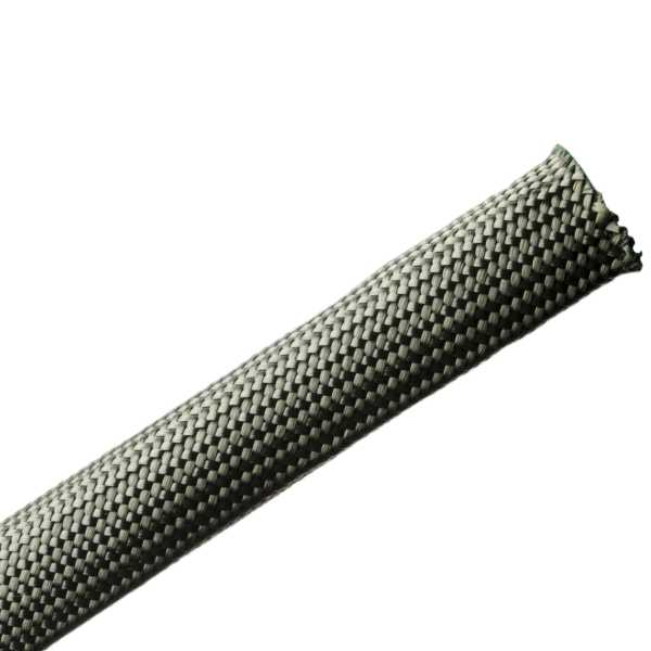 Nomex® High Temperature Woven Sleeving, .25