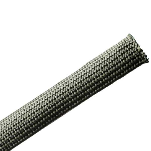 Nomex® High Temperature Woven Sleeving, .5