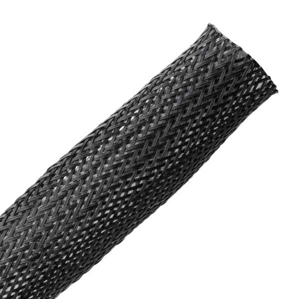 Helagaine Braided Sleeving, Dispenser Pack, 1/2