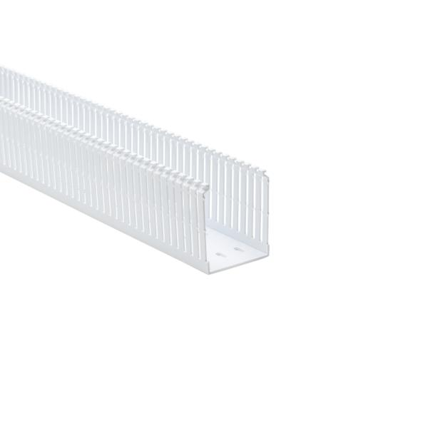 High Density Slotted Wall Wiring Duct, 2.5