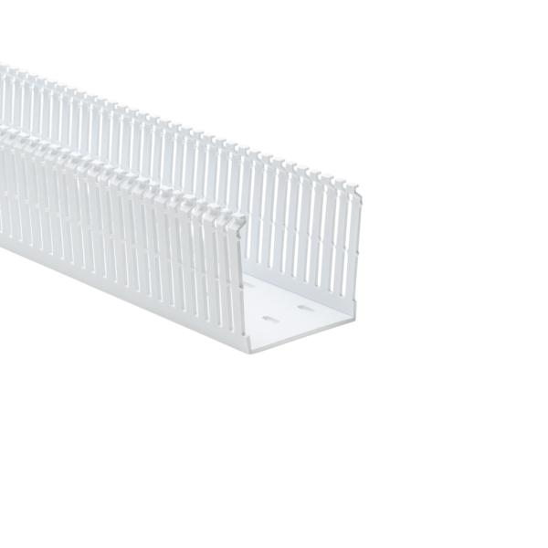 High Density Slotted Wall Wiring Duct, 3