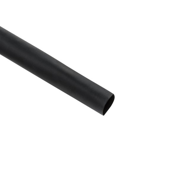 Heat Shrink Tubing, 4' Long Stick, 2:1 Shrink Ratio, 1/2