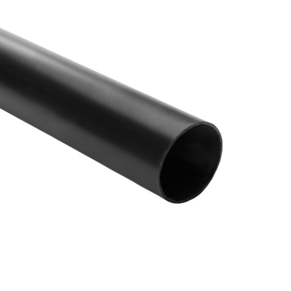 Heat Shrink Tubing, 4' Long Stick, Adhesive Lined, 3:1 Shrink Ratio, 3/8