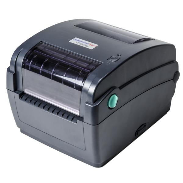 TT230SM Thermal Transfer Printer, No Cutter, 300 DPI, Black, 1/pkg