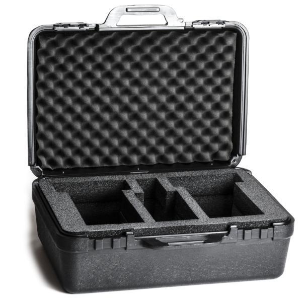 TT130SMC Thermal Transfer Printer Carry Case, Black, 1/pkg