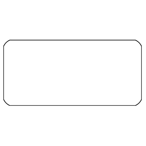 Solar Label, Clear Laminate, UV Stable, 4.2