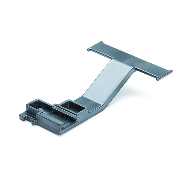 Tape Bar w/Bracket, 55mm Offset, PPS, Silver 800/carton