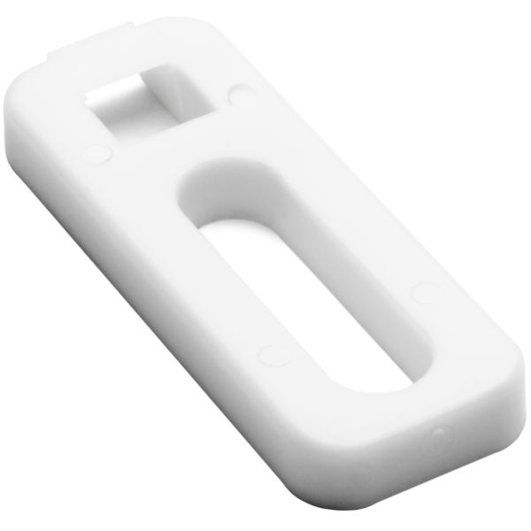 Cable Tie Anchor Mount, .20 x.75