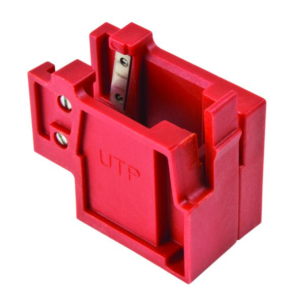 Replacement UTP Jaws GST Termination Tool, Red, 1/box