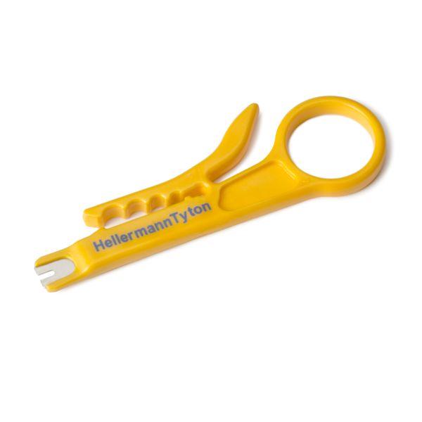 Wire Stripper, Yellow, 1/box