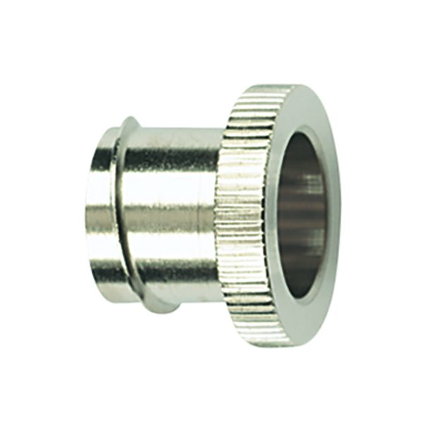 HelaGuard Metallic Conduit End Cap Insert, 0.38