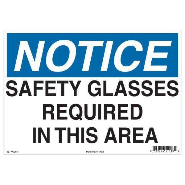 Notice Sign, 10