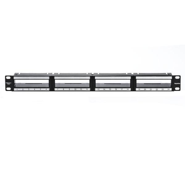 RNG Series RapidNet Modular Panel 1U, 1/box