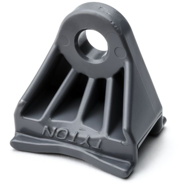 Axial Oval Mount, Bolt Hole Diameter 0.31