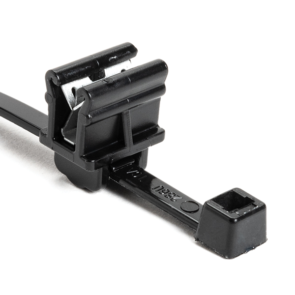 Cable Tie and Edge Clip, 50 lbs, 8.0