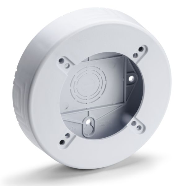 Round Junction Box, 1-1/4