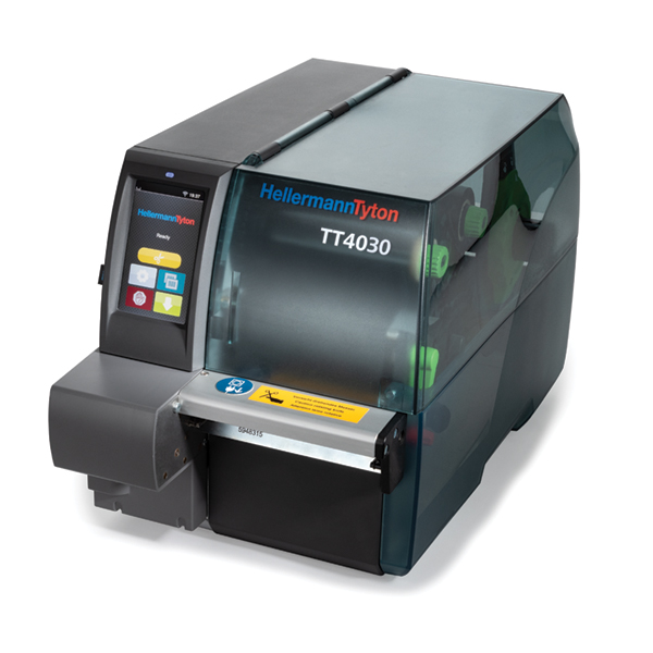TT4030 Thermal Transfer Printer, 300 dpi, Gray, 1/pkg