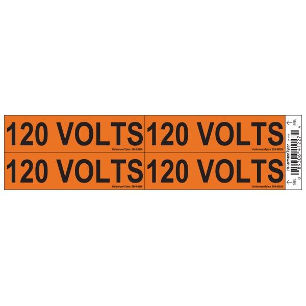 Voltage Marker, 1.125